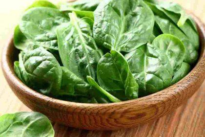 spinach health